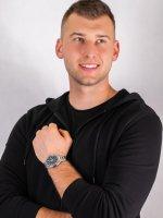 Zegarek męski  EDIFICE Premium EFS-S560D-1AVUEF - duże 4