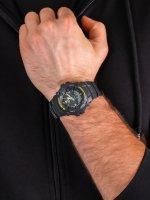 G-Shock G-100-9CMER męski zegarek G-Shock pasek