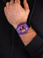 G-Shock GA-110NC-6AER męski zegarek G-Shock pasek
