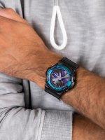 G-Shock GAW-100BL-1AER męski zegarek G-SHOCK Original pasek