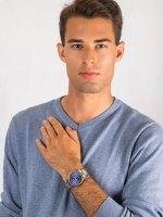 Zegarek męski  Klasyczne MTP-1303D-2AVEF - duże 4