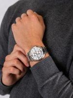 Tommy Hilfiger 1790970 męski zegarek Męskie bransoleta