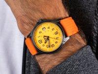 Traser TS-107423 P67 Officer Pro GunMetal Orange zegarek klasyczny P67 Officer Pro