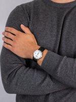 Adriatica A1243.5223QS męski zegarek Pasek pasek