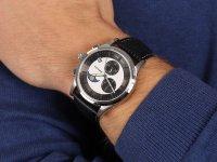 Adriatica A8282.5213CH Moonphase Chronograph zegarek klasyczny Pasek