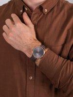 Pierre Ricaud P91078.9G57Q męski zegarek Pasek pasek