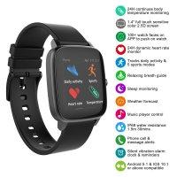 Strand S716USBBVB zegarek Smartwatch z krokomierz