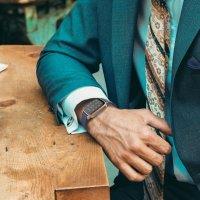 Strand S716USVBVL zegarek męski Smartwatch różowe złoto