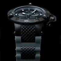 Zegarek męski  Subaqua 15144 czarny - duże 14