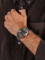 Adriatica A8309.R116A męski zegarek Automatic bransoleta