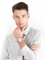 Zegarek męski Adriatica Bransoleta A1256.R113Q - duże 4