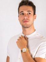 Adriatica A1278.1123Q zegarek męski Bransoleta