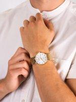 Adriatica A1281.1113Q męski zegarek Bransoleta bransoleta