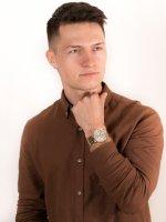 Zegarek męski Adriatica Bransoleta A1281.1117Q - duże 4