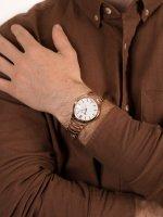 Zegarek męski Adriatica Bransoleta A3425.916FQ - duże 5