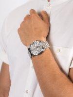Adriatica A8202.5117CH męski zegarek Bransoleta bransoleta