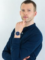 Zegarek męski Adriatica Bransoleta A8262.5115QF - duże 4