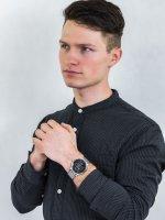 Zegarek męski Adriatica Bransoleta A8269.5154QF - duże 4