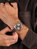 Zegarek męski Adriatica Bransoleta A8304.R1R7QA - duże 5