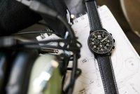 zegarek Adriatica A1076.5224CH Aviation męski z chronograf Pasek