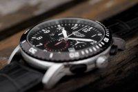 Adriatica A1088.Y224CH Pasek klasyczny zegarek srebrny