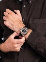 zegarek Adriatica A1191.R214CHM męski z chronograf Pasek