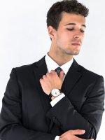 Zegarek męski Adriatica Pasek A1230.2263QXL - duże 4