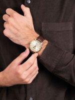 Adriatica A1287.1221Q męski zegarek Pasek pasek