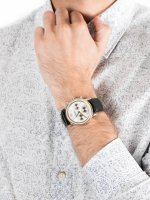 Adriatica A8275.2253QF męski zegarek Pasek pasek