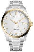 Zegarek męski Adriatica  bransoleta A8277.2113A - duże 1