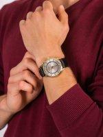 Adriatica A8289.1217Q męski zegarek Pasek pasek