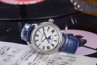 zegarek Aerowatch 77983-AA01 automatyczny męski 1942 1942 MOON PHASES