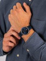 Aerowatch 67975-AA03 męski zegarek Heritage Slim pasek