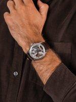 Aerowatch 57981-AA01 męski zegarek Renaissance pasek