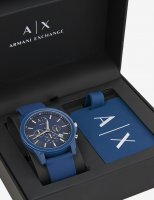 AX1327 - zegarek męski - duże 6