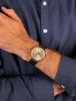 Zegarek męski Atlantic Seagold 95344.65.31 - duże 5