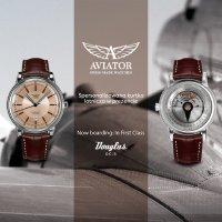 Aviator V.3.32.0.232.4 męski zegarek Douglas pasek