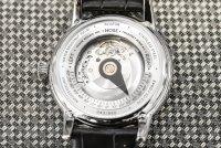 Aviator V.3.32.0.232.4 zegarek srebrny klasyczny Douglas pasek