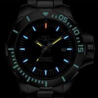 DM3000A-PCJ-BK - zegarek męski - duże 5