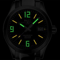 zegarek Ball NM2026C-S15CJ-BE srebrny Engineer III