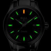 zegarek Ball NM2032C-S1C-BE srebrny Engineer M