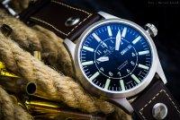NM1080C-LF13-BK - zegarek męski - duże 10