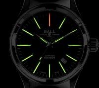 NM2188C-S3-BK - zegarek męski - duże 4