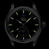 GM1056D-S2J-BK - zegarek męski - duże 4