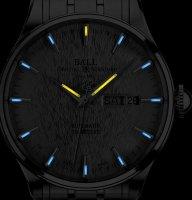 NM2080D-LJ-SL - zegarek męski - duże 4