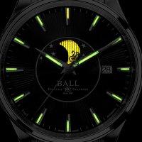 NM3082D-LLJ-BK - zegarek męski - duże 4
