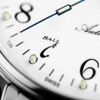 NM3288D-LLJ-WH - zegarek męski - duże 7