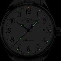 NM3288D-LLJ-WH - zegarek męski - duże 11