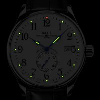 NM3888D-LL1CJ-WH - zegarek męski - duże 10