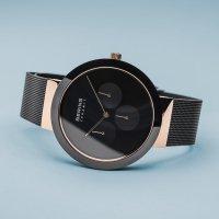 Zegarek męski Bering ceramic 35040-166 - duże 6